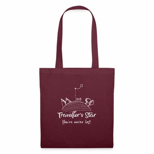 travel's star - Tote Bag