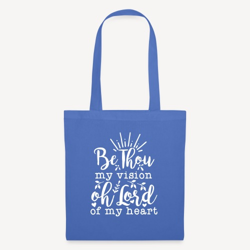 BE THOU MY VISION - Tote Bag