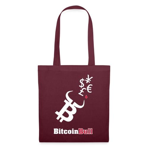 BitcoinBull - Bolsa de tela