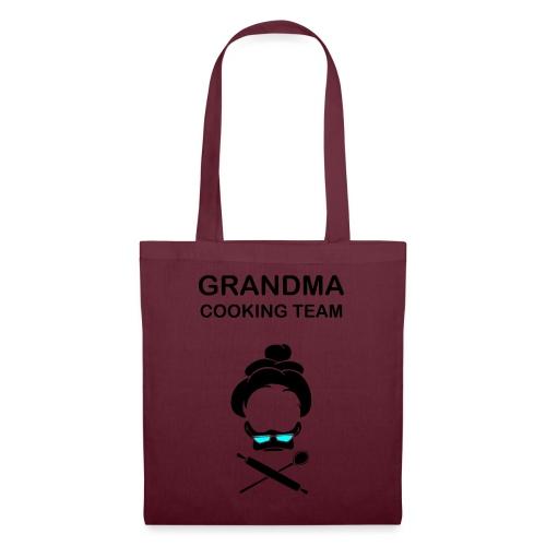 Grandma Cooking Team - Borsa di stoffa