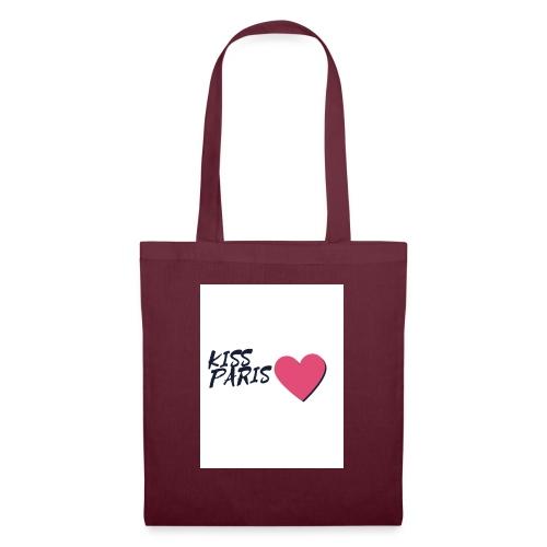 kiss paris - Tote Bag