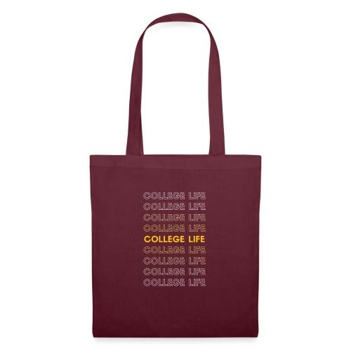 College Life - Tote Bag