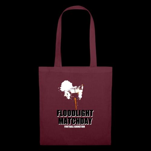floodlight matchday - Stoffbeutel