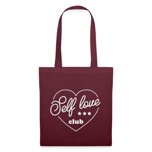 self love club - Stoffbeutel