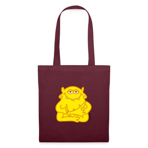 Happy Buddha - Stoffbeutel