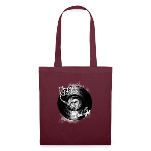 The Merry Pranksters Till Midnight - Black T-Shirt - Tote Bag