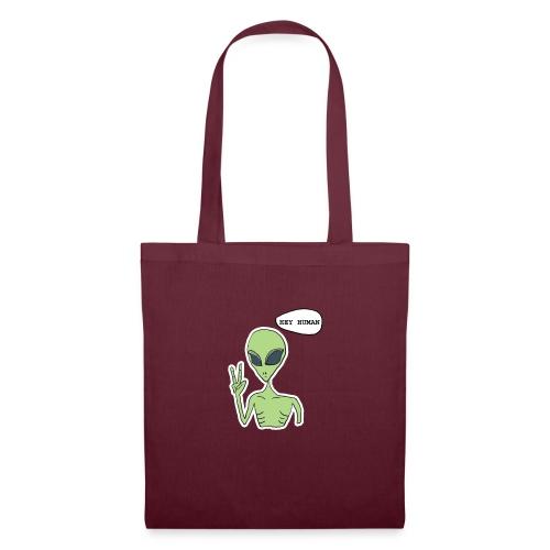 HEY HUMAN copy - Tote Bag