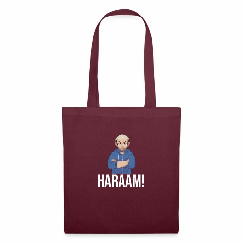 Haraam shirt - Tote Bag