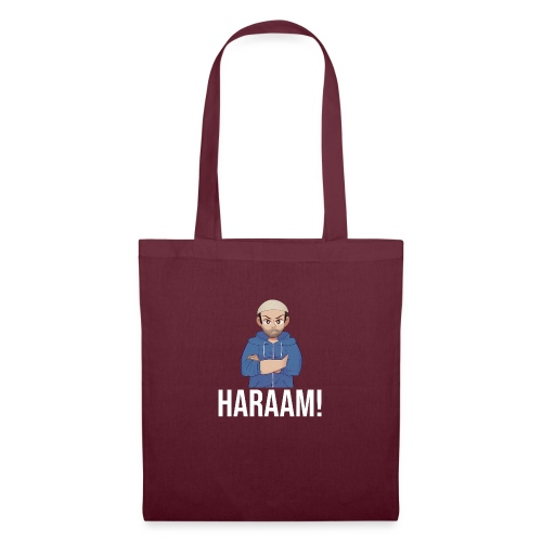 Haraam shirt - Tote Bag