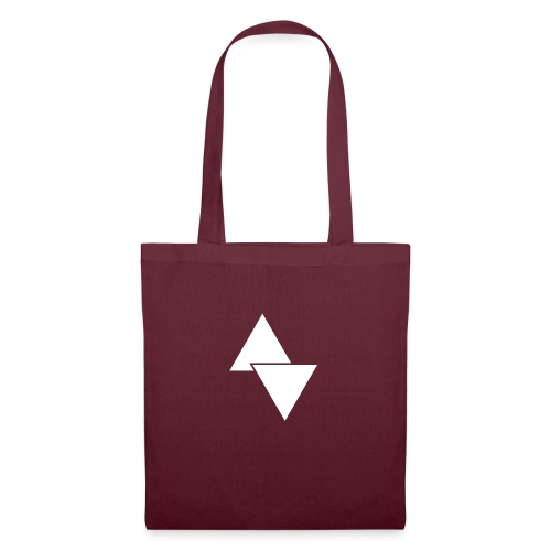 byTO Official Merch white - Borsa di stoffa