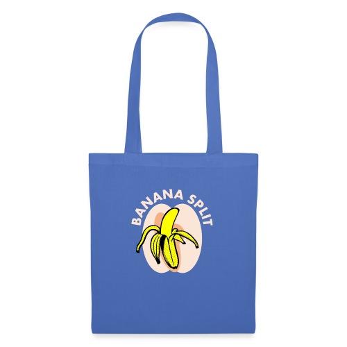 Banane split - Sac en tissu