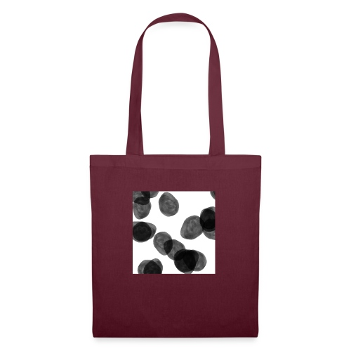 Black clouds - Tote Bag