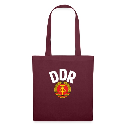 DDR - German Democratic Republic - Est Germany - Tote Bag