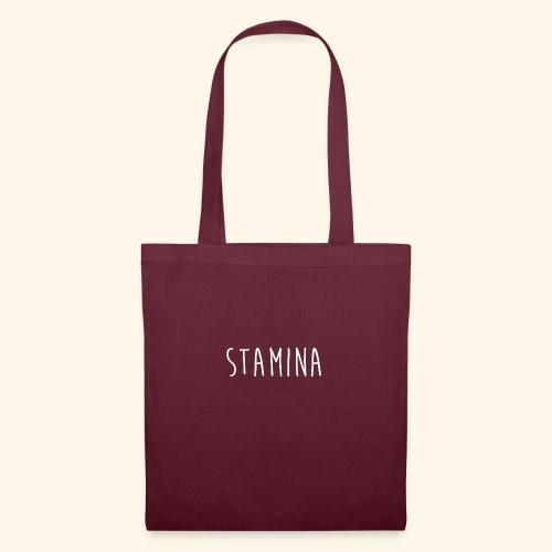 STAMINA - Tote Bag
