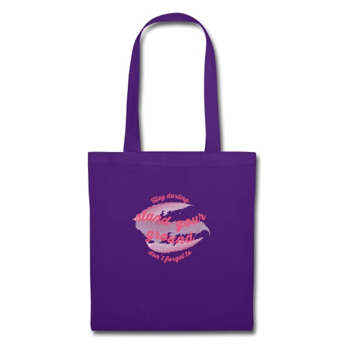 Do not forget to stand your ground - Tote Bag