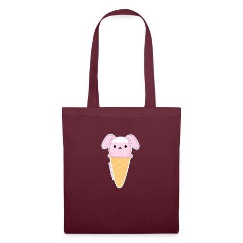 (ice)cream Bunny - Borsa di stoffa