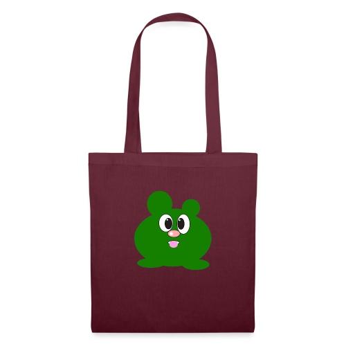 Green Monster by ArtShirt Kidz - Tote Bag