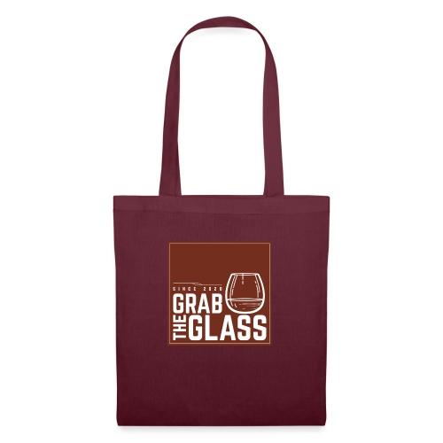 Grabtheglass LOGO - Stoffbeutel