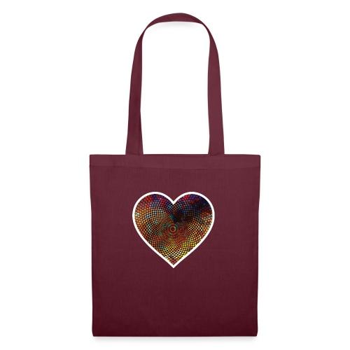 Techno Heart - Tote Bag