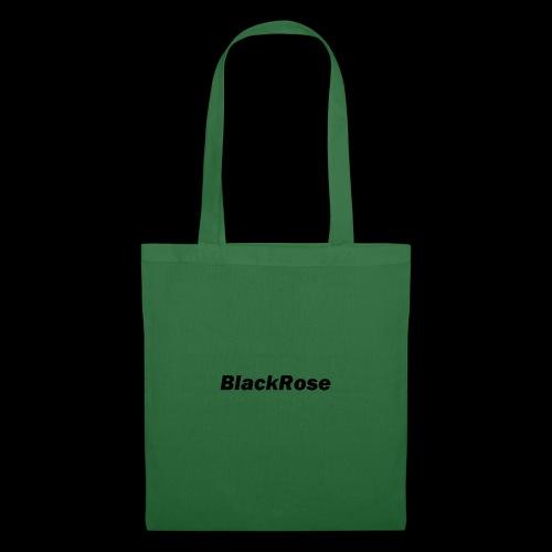 BlackRose - Bolsa de tela