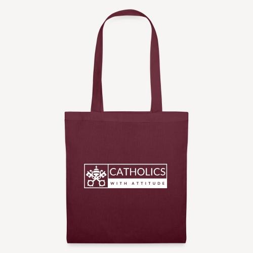 CATHOLICS WITH ATTITUDE - Tote Bag