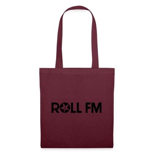 Roll FM - Black - Kangaskassi