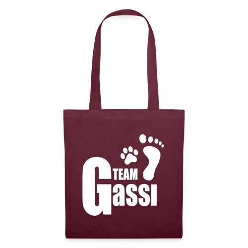 Team Gassi - Stoffbeutel