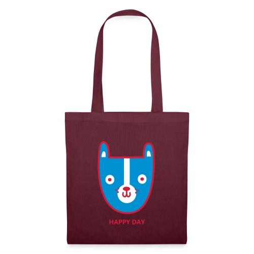 happy day 3 colour - Tote Bag