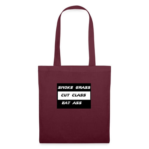 Smoke, Cut, Eat - Tote Bag