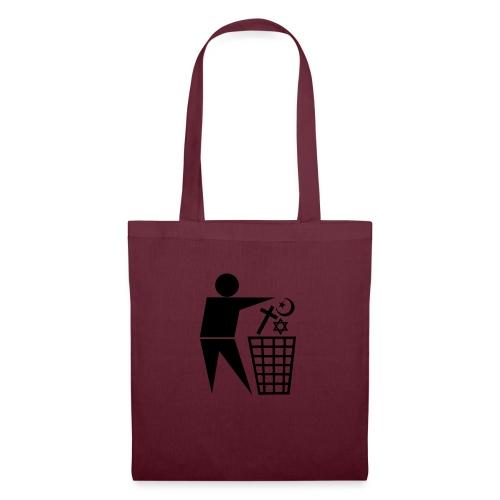 Anti Religion # 1 - Tote Bag