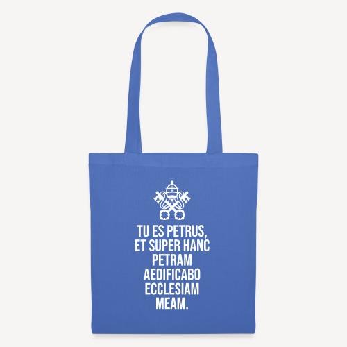TU ES PETRUS - Tote Bag