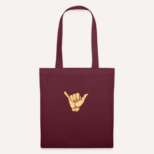 Good Vibes Print Design Hand Sign On Demand - Tote Bag