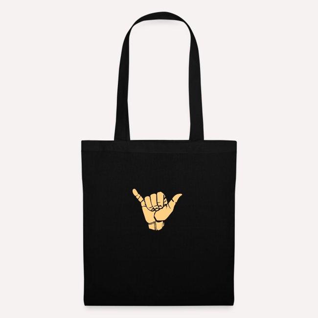 Good Vibes Print Design Hand Sign On Demand