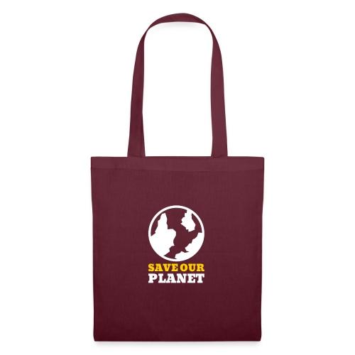 Save our planet Umweltschutz - Stoffbeutel