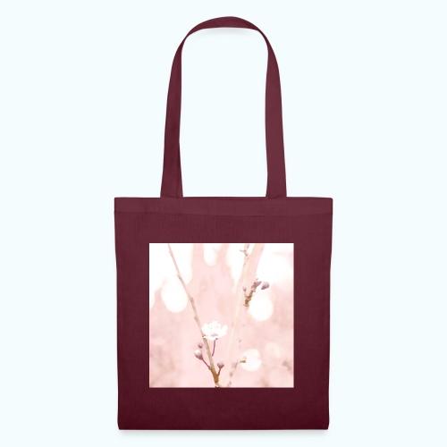 Cherry tree watercolor minimalism - Tote Bag
