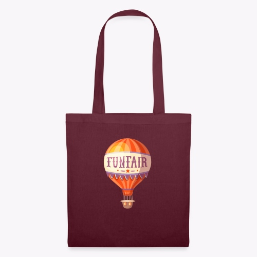 Vintage Balloon - Tote Bag
