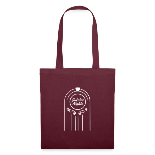 Official Jukebox Nights Tour Merchandise - Tote Bag