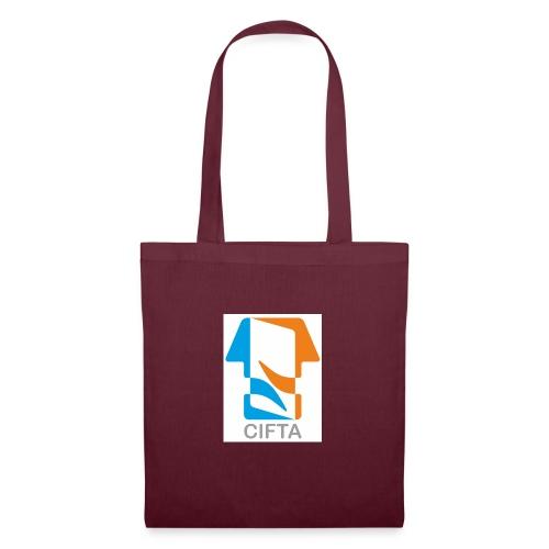 Logo CIFTA final RGB - Bolsa de tela