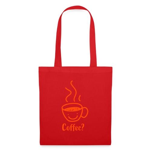 coffee - Tas van stof