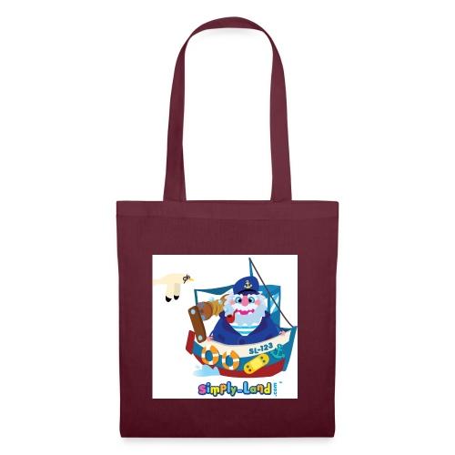 capitaine bateau - Tote Bag