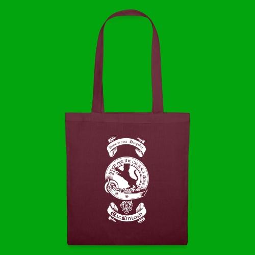 Enkel Roverscouts logo - Tas van stof