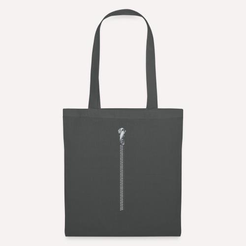 Zipper Funny Surprising T-shirt, Hoodie,Cap Print - Tote Bag