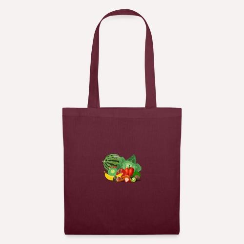 Vegetarian or vegetables lover? Print Design - Tote Bag