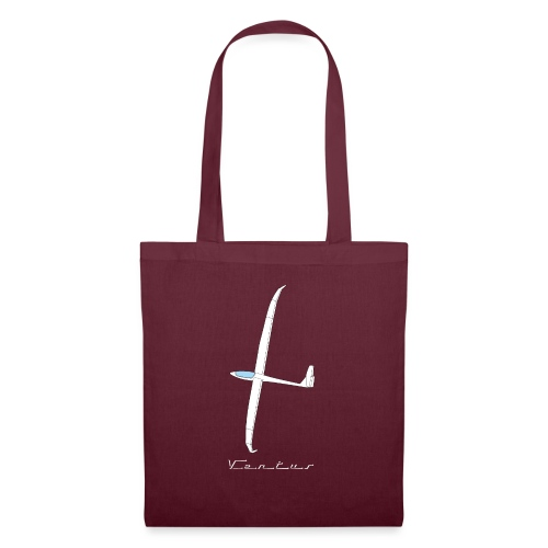 Ventus (with text) - Tote Bag