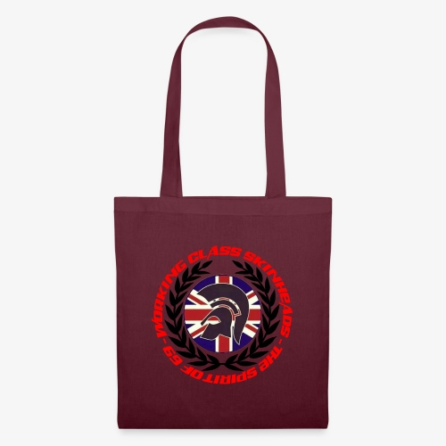 WORKING CLASS SKINHEAD JAMJACK LAUREL SPIRIT OF 69 - Tote Bag