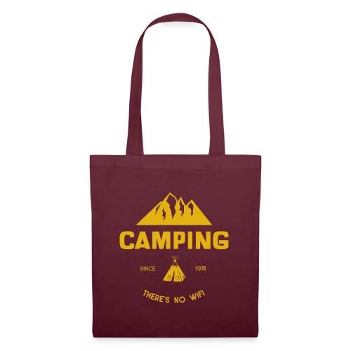 Camping - Stoffbeutel