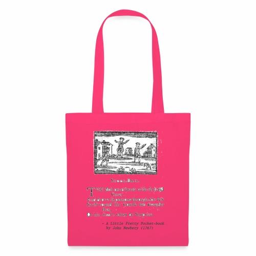Pretty Little Pocket Book - Tote Bag