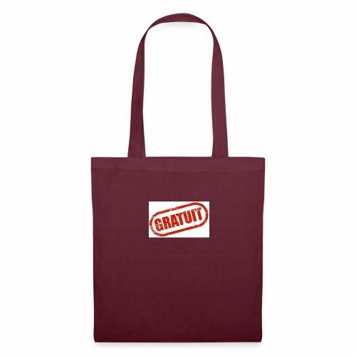 Logo Gratuit - Tote Bag