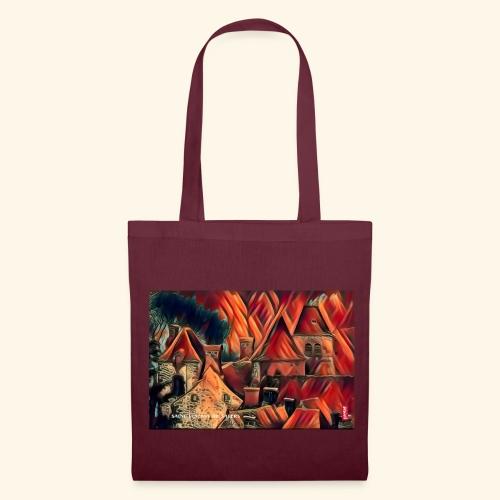 Chaleur campagnarde en feu - Tote Bag