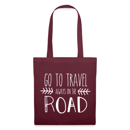 go to travel - Tote Bag